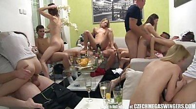 hot girl group orgy homemade in de canada