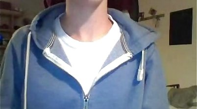 Big dick fucks ass while pussylicks on webcam