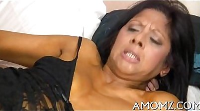 AzHotPorn - Sexy Mom Is Doing It Like Cowgirl