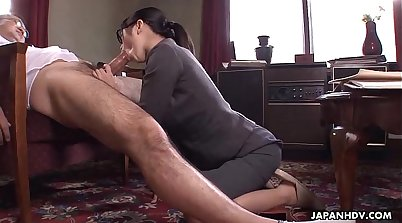 nice and regianat in the office getting her messy tight wet pussy fingers