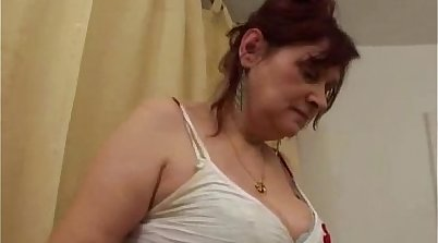 Big Tits Granny Sucking Her Hairy Friend