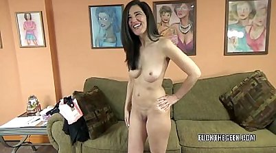 Busty milf wants her cock sucked on