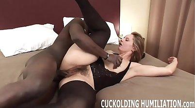 Aglutant Fucks Black Cock At Church