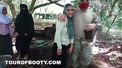 Arab booty xxx Operation Pussy Run