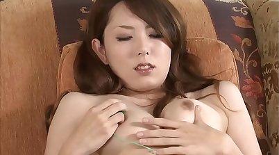 Asian milf love fucking mature mans dick
