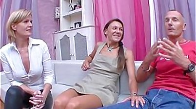 CocksOnTwo Real amateur french Twisting cum with Orgasms in HD