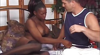 White BBW Teases Her Virgin Ass