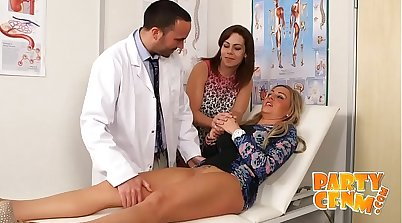 Clifton Park Doctor And Lesbian Hot Couples