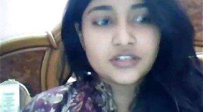 Indian college girl fondling her classmate Dancer Artes