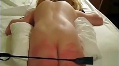Back shots spanking on dirty jap queen